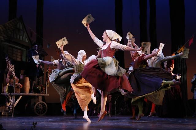 Cinderella Broadway Tour Dallas